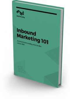 Inbound Marketing Vernon and Kelowna 101 e-book