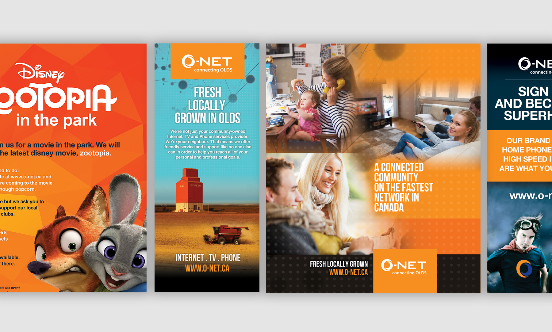 O-Net Marketing growth Design